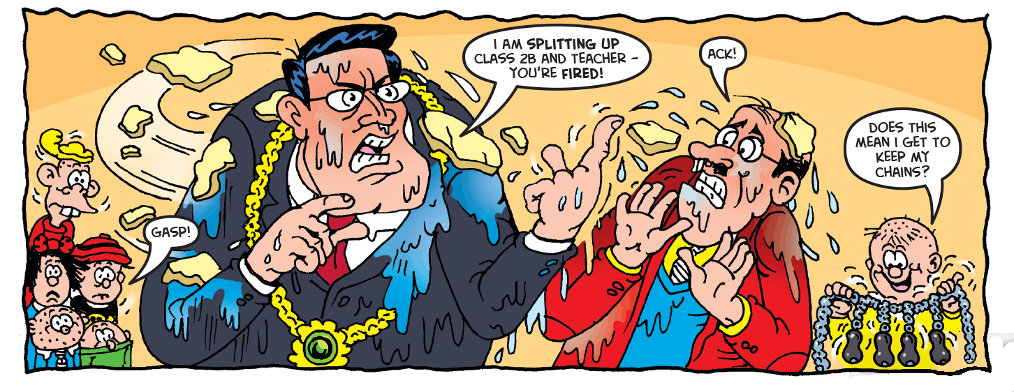 Inside Beano 3972 - Bash Street Kids