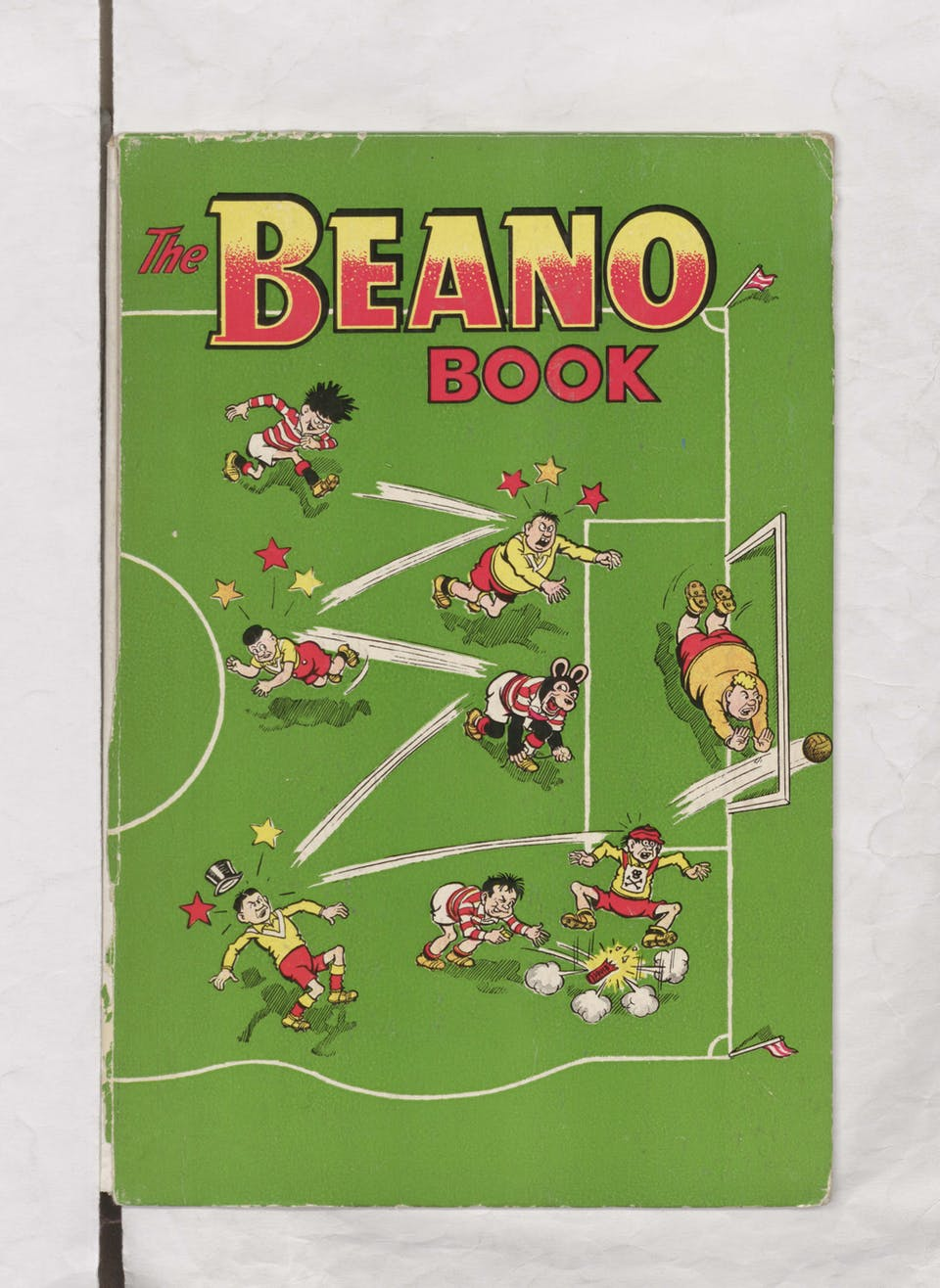 Cover - Beano Book 1957 Annual