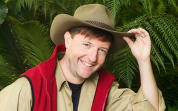 Andrew Maxwell on ITV's I'm a Celebrity, Get Me Out of Here!