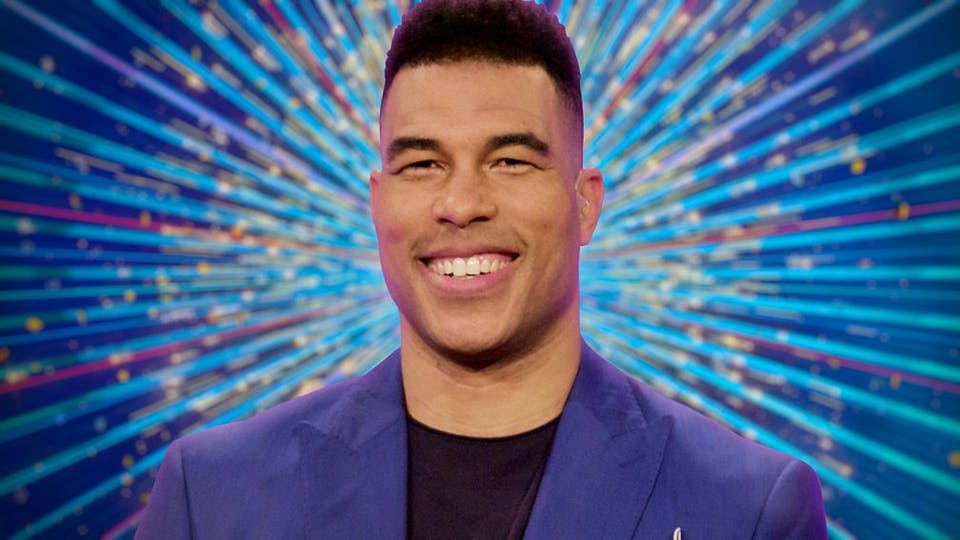 Jason Bell on Strictly Come Dancing