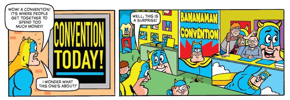 Inside Beano 4010 - Bananaman