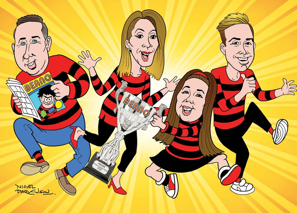 Britain's Funniest Family _ The Millers from Ipswich