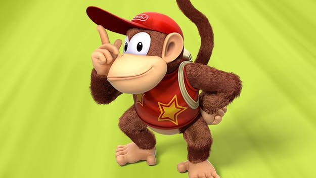 5. Diddy Kong