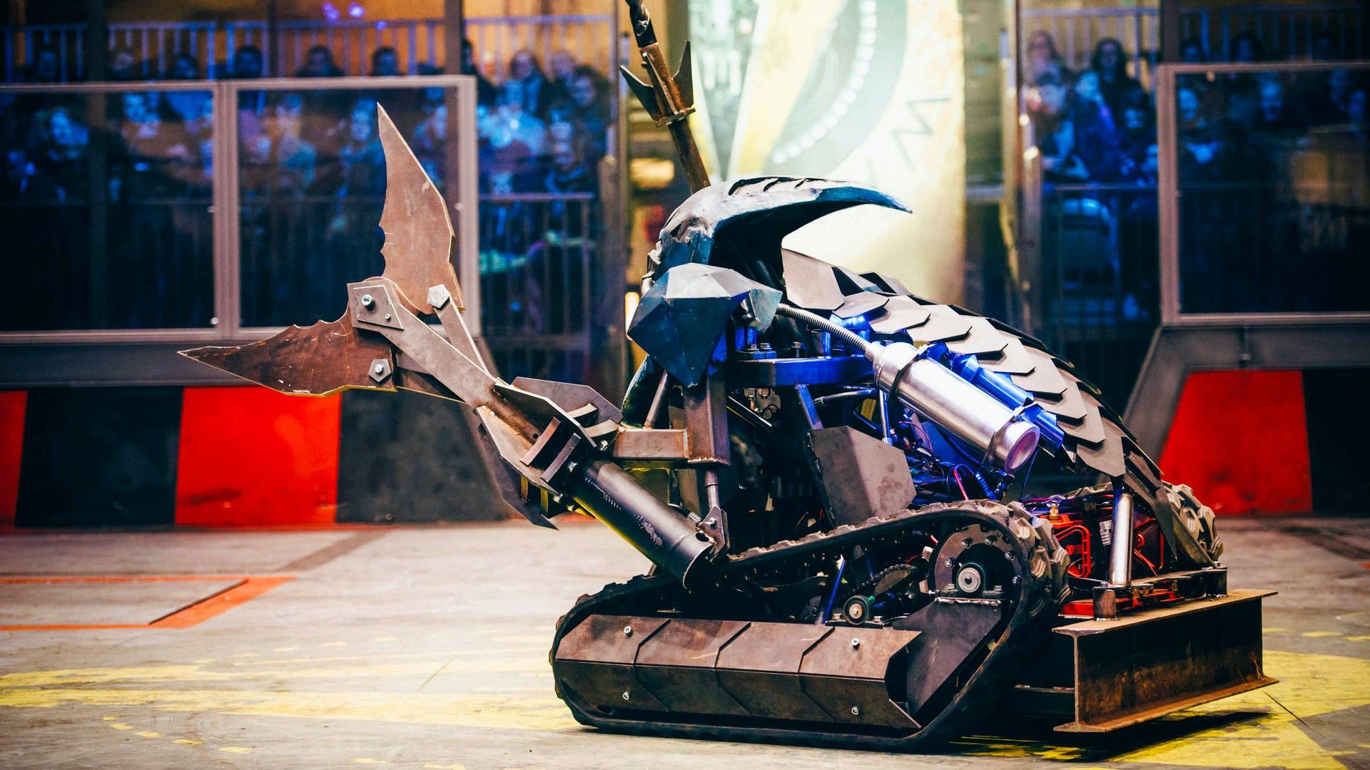 Sir Killalot from Robot Wars
