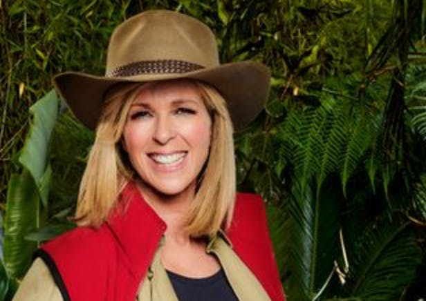 Kate Garraway on ITV's I'm a Celebrity, Get Me Out of Here!