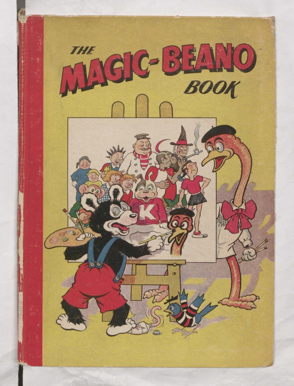 1950 Magic-Beano Book