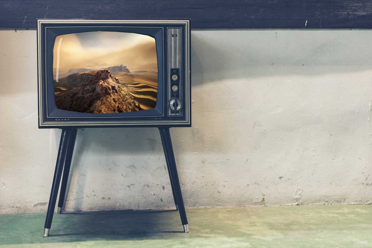 What a terrible TV