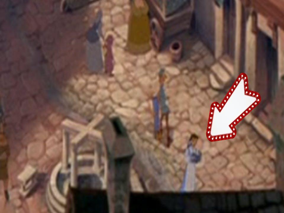 Hidden Disney characters