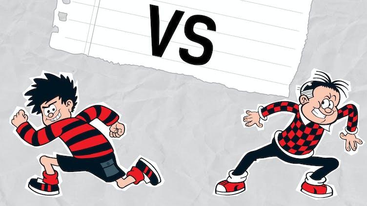 Dennis vs Roger: Homework