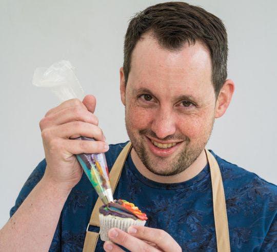 Great British Bake Off contestant Dan