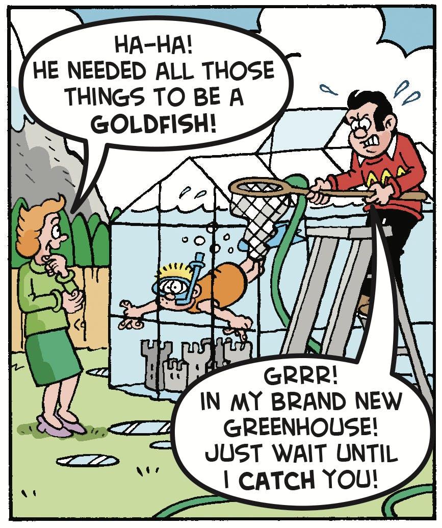 Les Pretend - Fishy Business