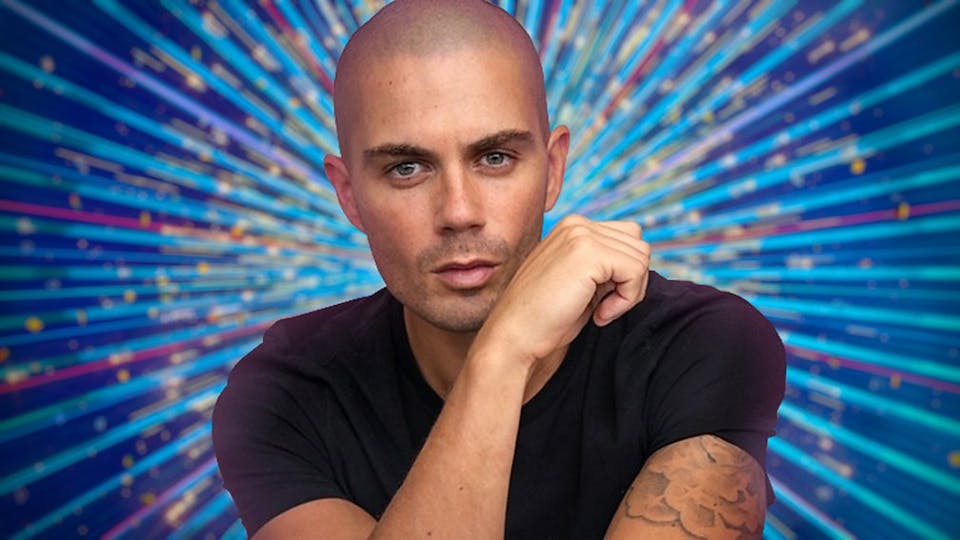 Max George on Strictly Come Dancing