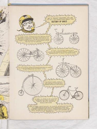 Beano Book 1970 - Q-Bikes - Page 11 bike history