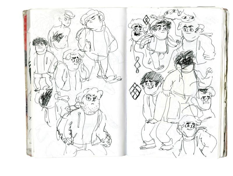 Steven Universe sketches