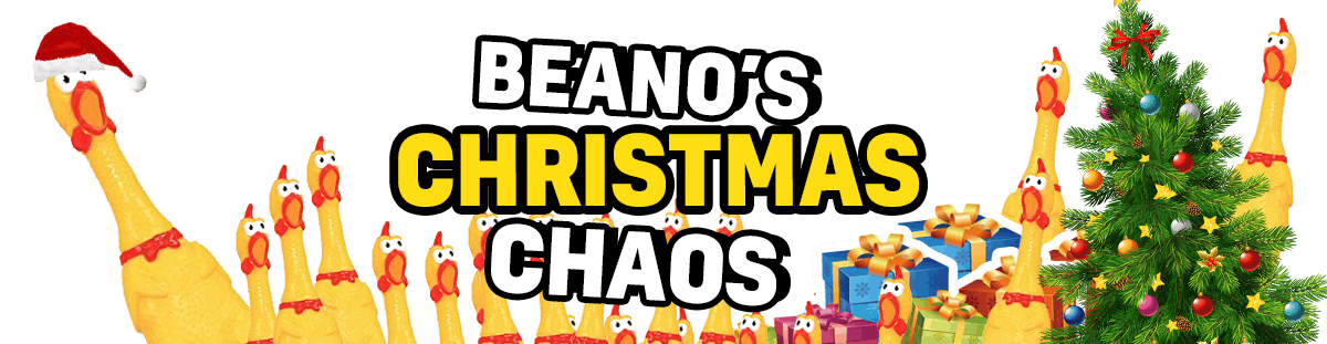 Beano Christmas Chaos
