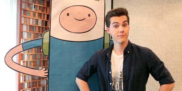 Finn the Human and Jeremy Shada