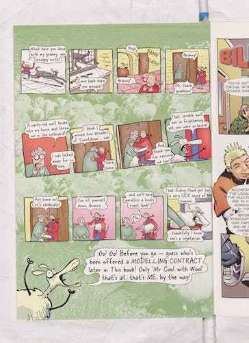Derek the Sheep - Beano Annual 2006