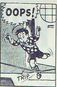 Roger the Dodger No. 1 18th April 1953