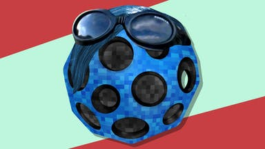 Check Out These Youtubers Turned Into Moon Balls Toys