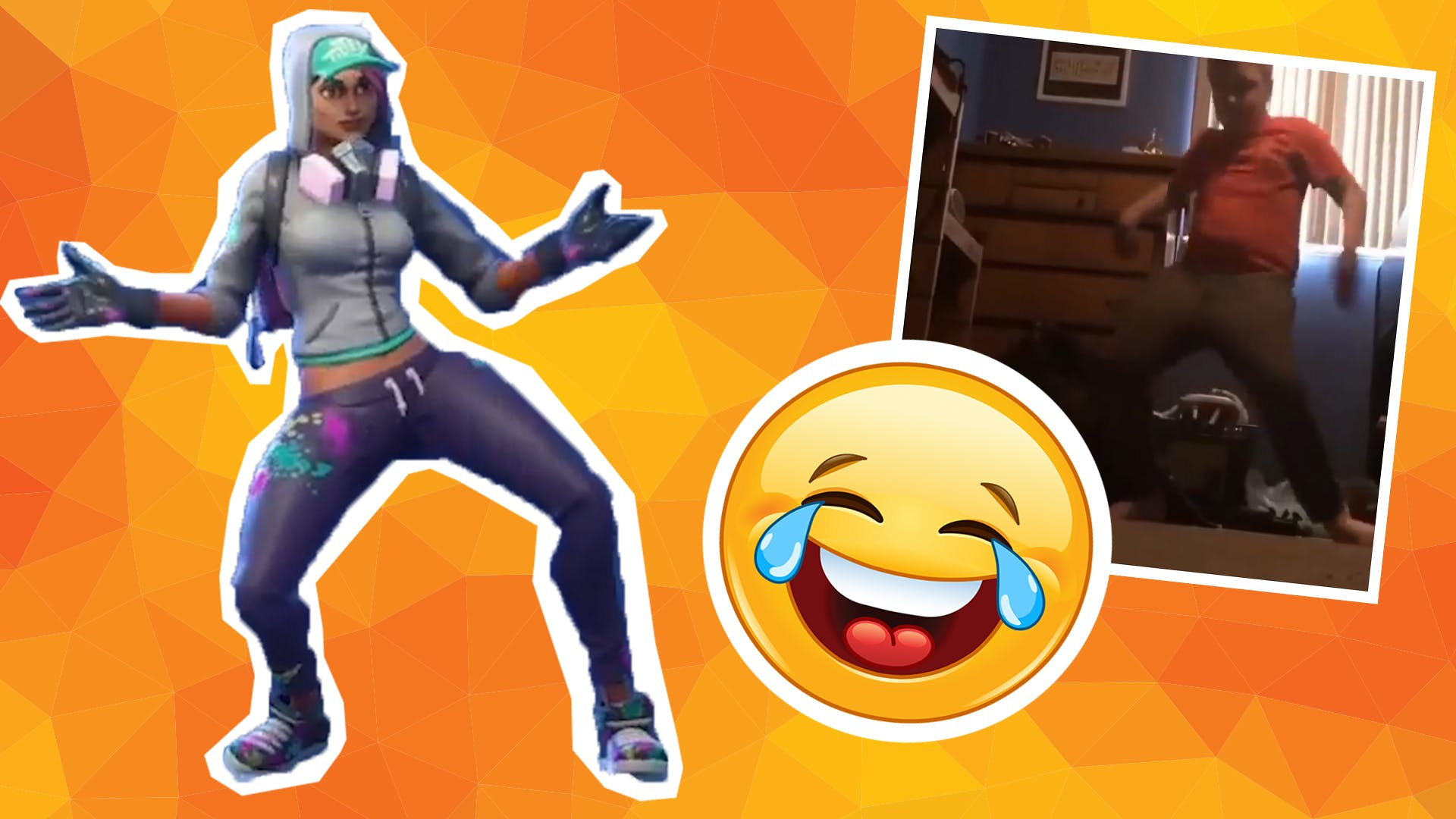 Fortnite Dances In Real Life Fornite Dance Moves On Beano Com