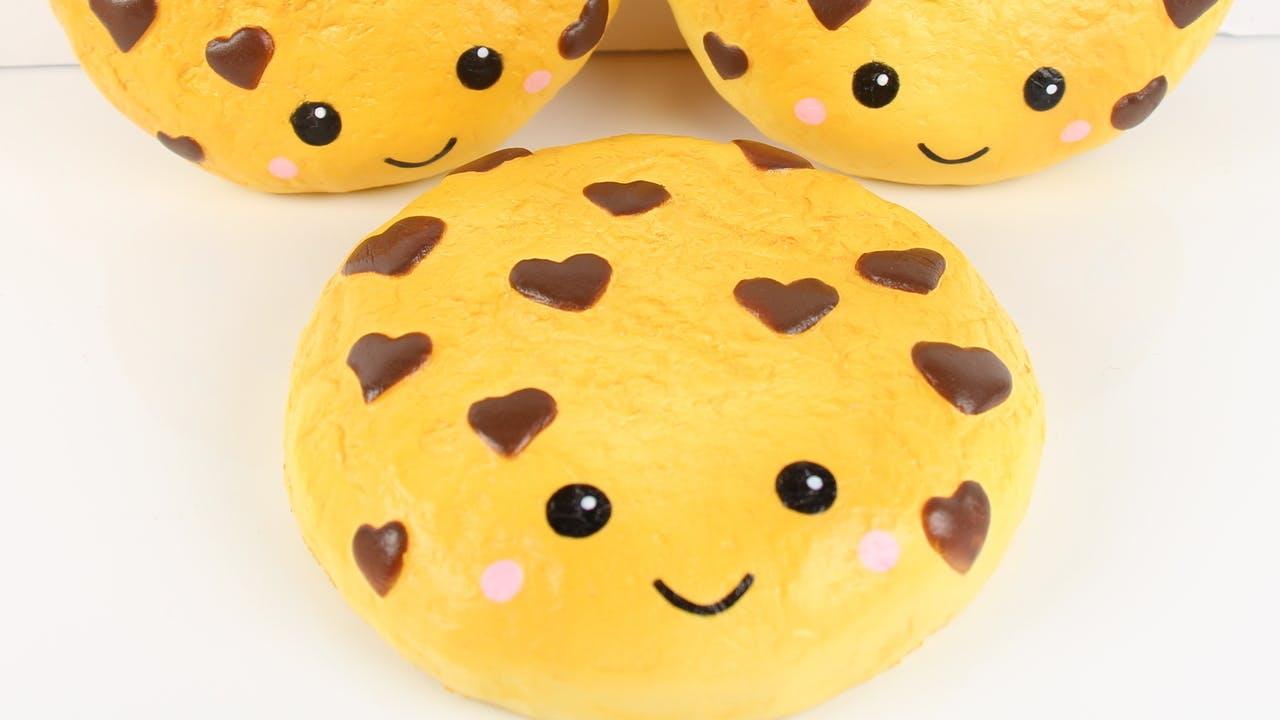 Cookie squishie