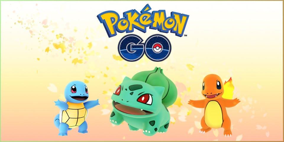Pokémon Go Thanksgiving