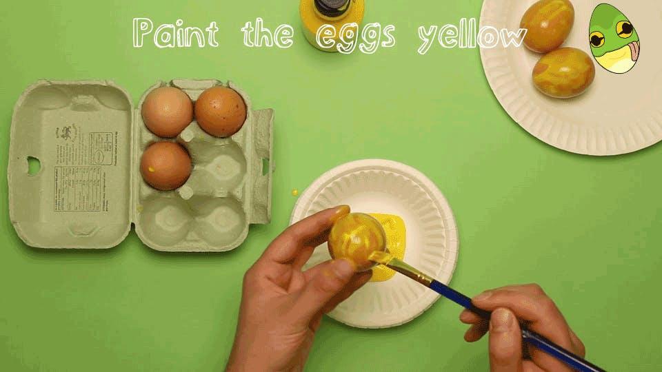 Make egg-mojis