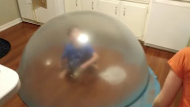Bubble slime