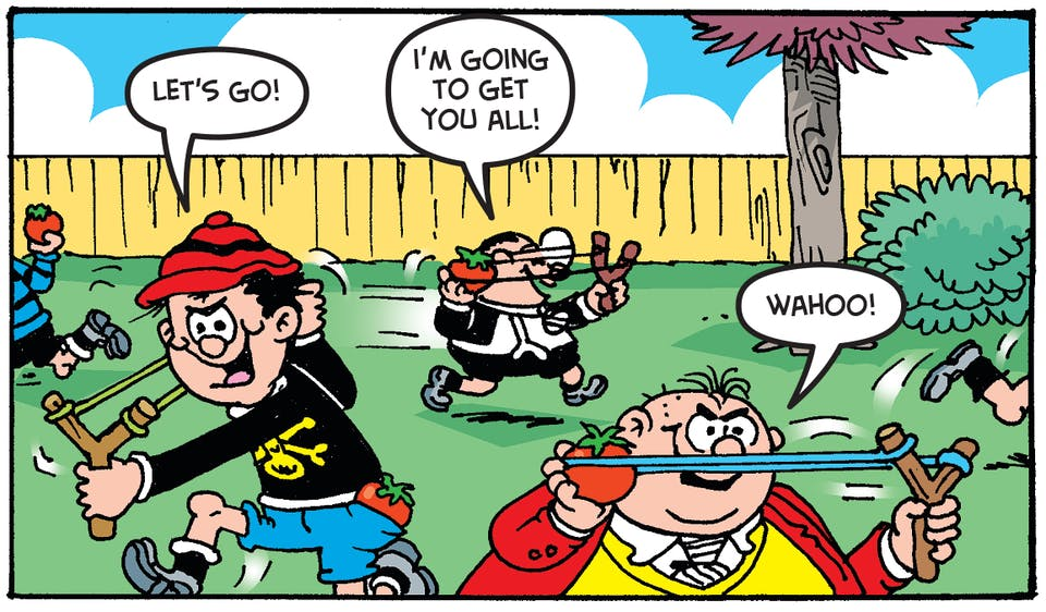 """Last Kid Standing"" against the Bash Street Kids!"