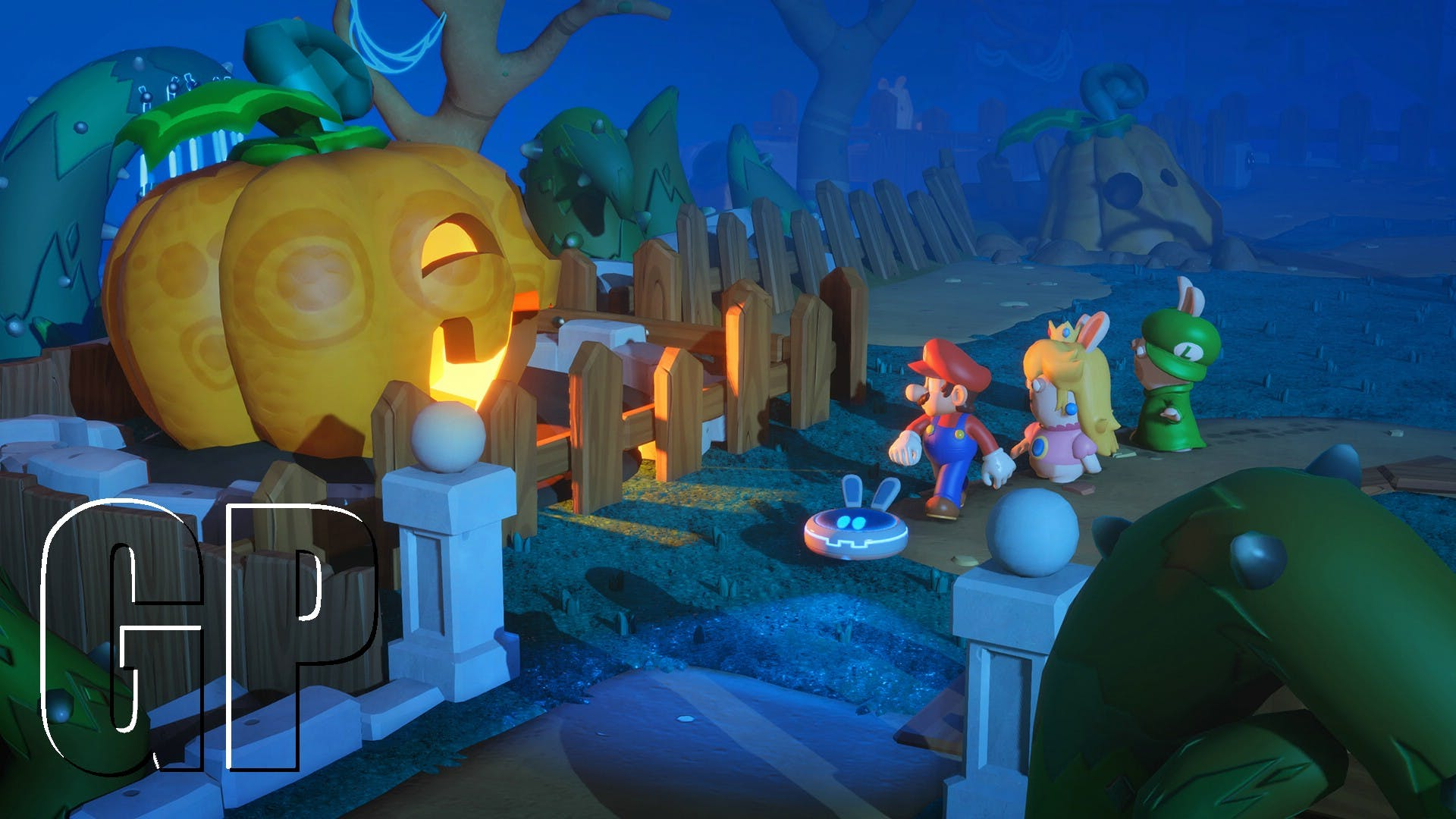 Mario + Rabbids go exploring