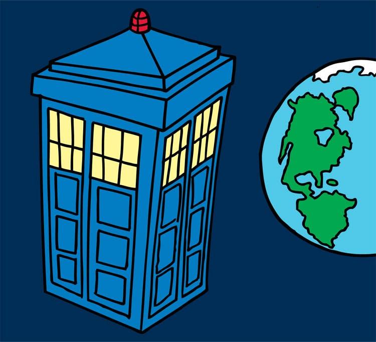 Doctor Who / Mr Men