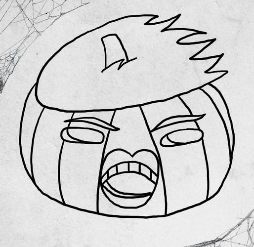 Trumpkin outline