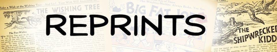 Beano No. 1 - Reprints