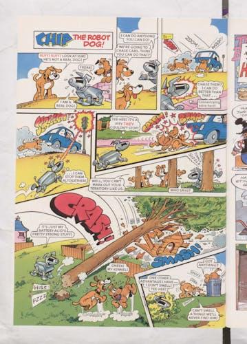 Chip the Robot Dog - Beano Book 2002